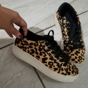 Steve Madden - Leopard print shoes